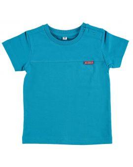 Baby jongens T-shirt Aqua