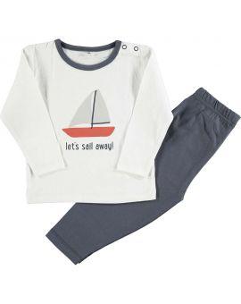 Baby pyjama Navy