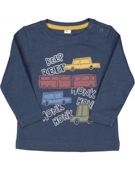Baby T-shirt Navy