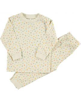 Baby pyjama Zand