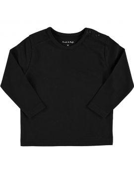 Baby jongens T-shirt Zwart
