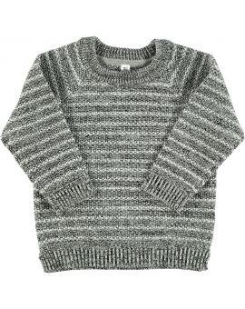 Baby jongens sweater Zwart