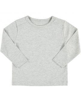 Baby jongens T-shirt Grijs