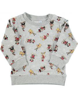 Baby sweater Grijs