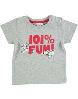 101 Dalmatiërs Baby T-shirt Melange