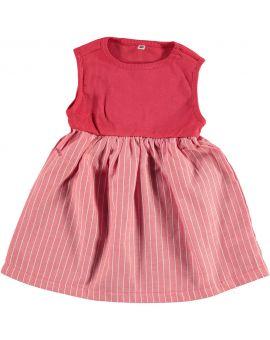 Baby jurkje Rood