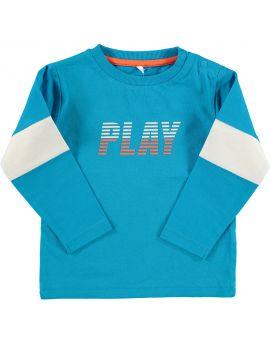 Baby T-shirt Blauw