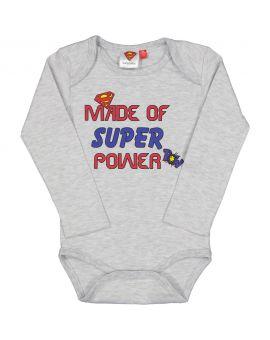 Marvel Baby romper Grijs