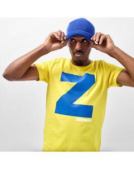 Zeeman T-shirt Geel