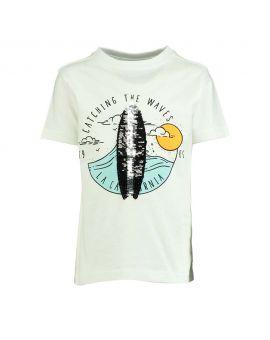Jongens T-shirt Wit