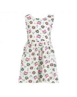 L.O.L. Surprise Kinder jurk Wit