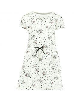 101 Dalmatiërs Kinder jurk Wit