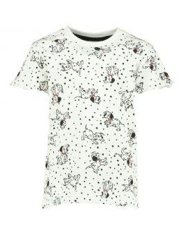 Kinder T-shirt Wit