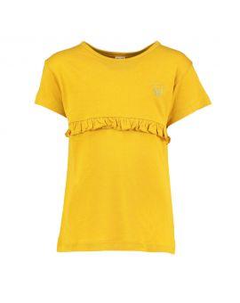 Meisjes T-shirt Goud