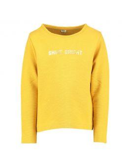 Meisjes sweater Geel