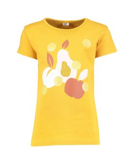 Kinder T-shirt Goud