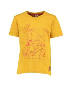 Jongens T-shirt Beige