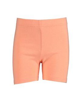 Meisjes biker short Oranje