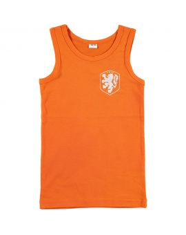 KNVB Jongens hemd Oranje