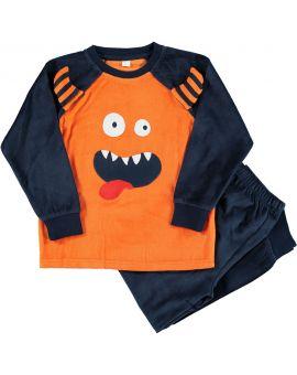 Jongens pyjama Oranje