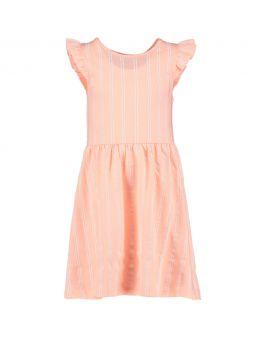 Meisjes jurk Neon Oranje