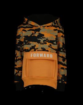 Kinder sweater Oranje