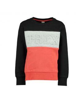 Jongens sweater Paprika
