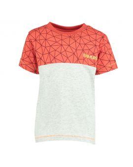 Jongens T-shirt Paprika