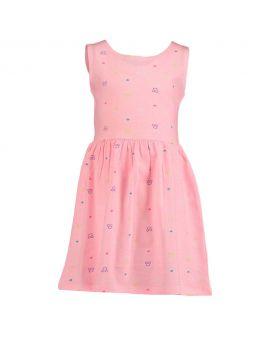 Minnie Kinder jurk Roze