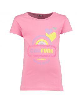 Kinder T-shirt Roze