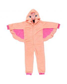 Kinder onesie Roze