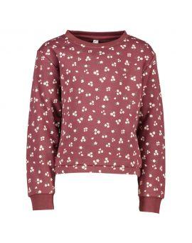 Meisjes sweater Bordeaux