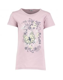 Kinder T-shirt Lila