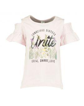 Meisjes T-shirt Lila