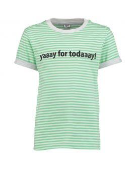 Jongens T-shirt Groen