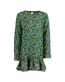 Meisjes jurk Groen