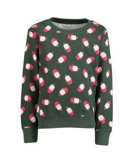 Jongens sweater Groen