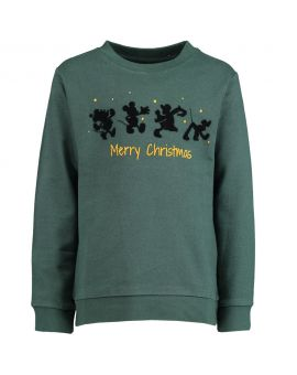 Kinder sweater Groen
