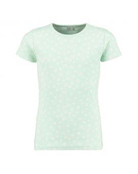 Meisjes T-shirt Mint