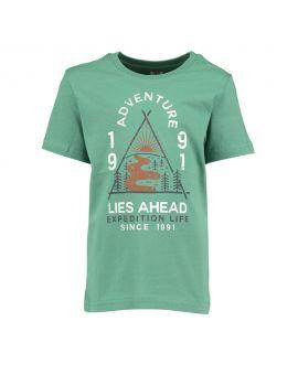 Kinder T-shirt Groen