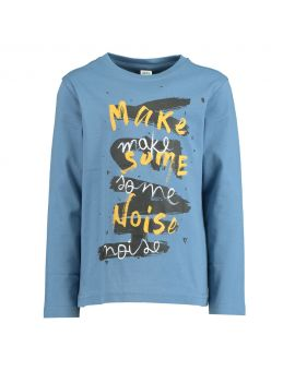 Jongens T-shirt Blauw