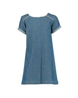 Kinder jurk Blauw