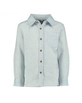 Kinder blouse Blauw