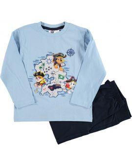 Paw Patrol Jongens pyjama Blauw