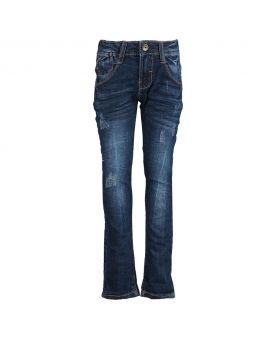 Kinder jeans Denimblauw