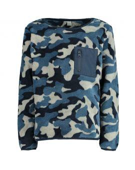 Jongens sweater Nachtblauw