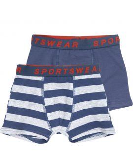 Sportswear jongens boxer Grijs