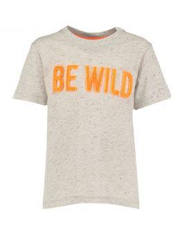Jongens T-shirt Zand