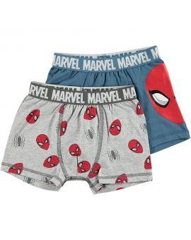Spiderman Jongens boxer Grijs