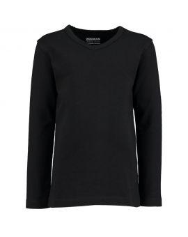 Kinder T-shirt Zwart